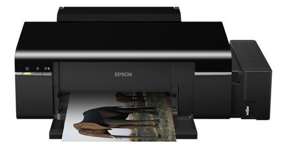 Impressora Epson Multifuncional Tanque De Tinta L800