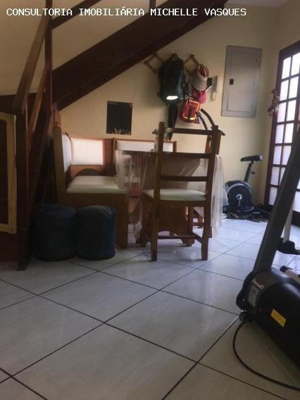 Casa Para Venda Em Rio De Janeiro, Taquara, 2 Dormitórios, 1 Suíte, 3 Banheiros, 1 Vaga - Cs-375