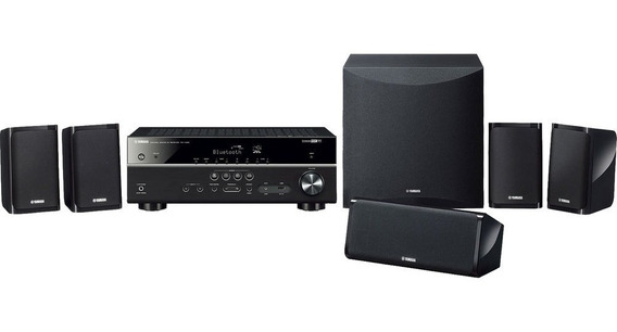 Home Theater Yamaha 5.1 Canais Yht-5950u Wi-fi Bluetooth