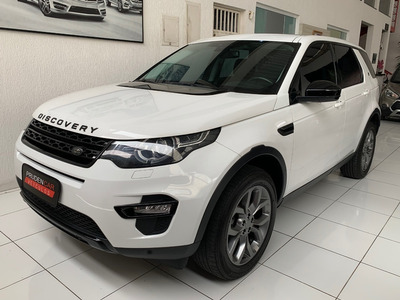 Land Rover Discovery Sport 2.0 Hse Turbo 2015 Branca