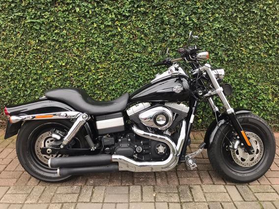 Harley Davidson Fat Bob 2012