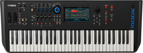 Sintetizador Yamaha Modx6 Midi Usb 61 Teclas Nuevo Cuotas
