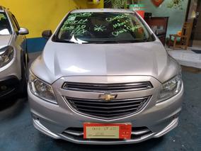 Gm - Chevrolet Onix 1.0 Lt Flex Completo Ótimo Estado Lindo