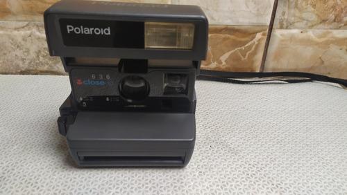 Máquina Fotográfica Polaroid Close-up
