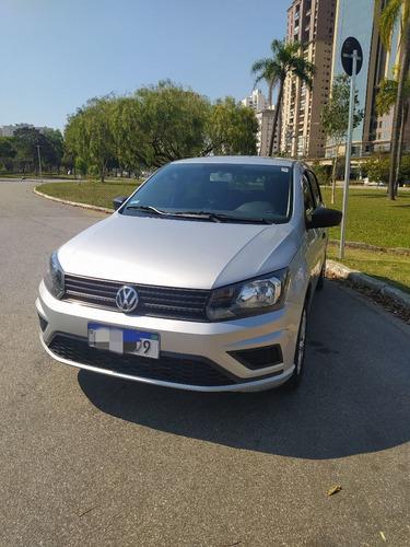 Imagem 1 de 8 de Volkswagen Gol 2019 1.6 Msi Total Flex 5p