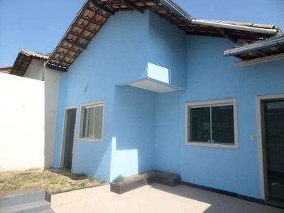 Casa Geminada Com 3 Quartos Para Comprar No Planalto Em Belo Horizonte/mg - 3213