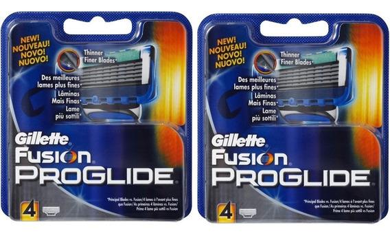 Carga Aparelho Proglide Fusion C/8(2emb C/ 4)