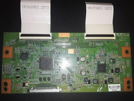 Placa Tecom E8844194v-0 Mais Cabo Flex Tvs Sony E Philips