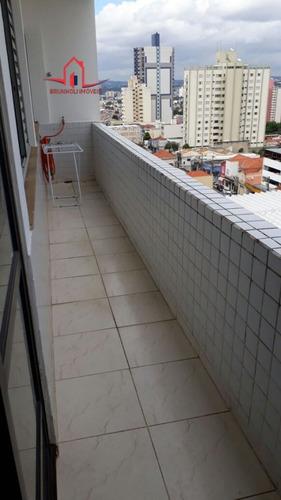 Apartamento A Venda No Bairro Centro Em Jundiaí - Sp.  - 1740-1