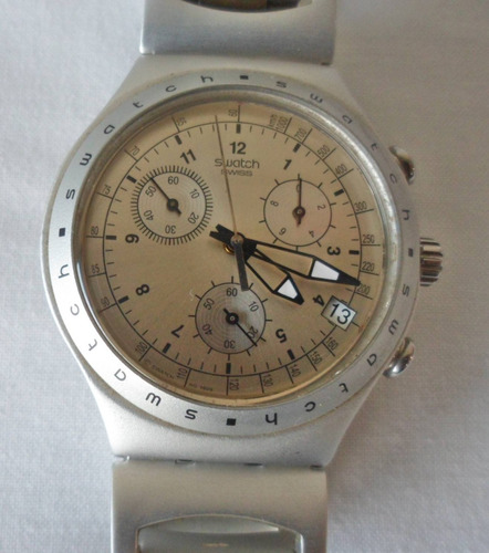 Relogio Swatch Irony Aluminium
