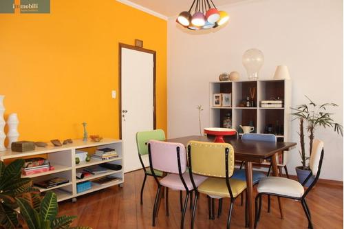 Imagem 1 de 15 de Apartamento Para Venda No Bairro Higienópolis Em São Paulo - Cod: Pc98541 - Pc98541