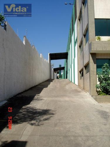 Imagem 1 de 8 de Galpão Para Locação Em Baronesa  -  Osasco - 41871