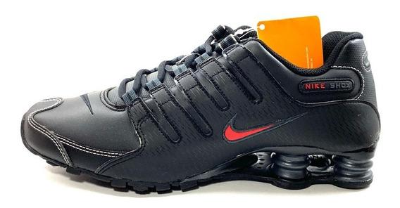 Tenis Nike Shox Nz Masculino 4 Pinos Modelos Diversos Import