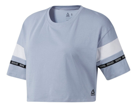 Remera Reebok Wor Meet You There Solid De Mujer