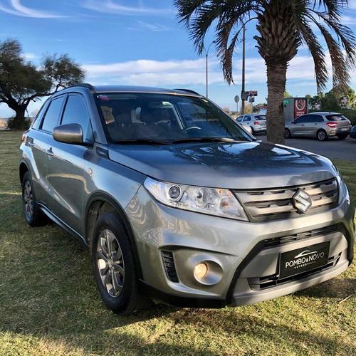 Suzuki Vitara Gl Plus Automatica Una Dueña Financio Permuto
