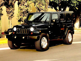 Jeep Wrangler Sahara 4x4 At 2009