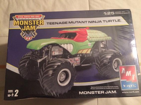 Kit Para Armar Ertl Monster Jam 1:25