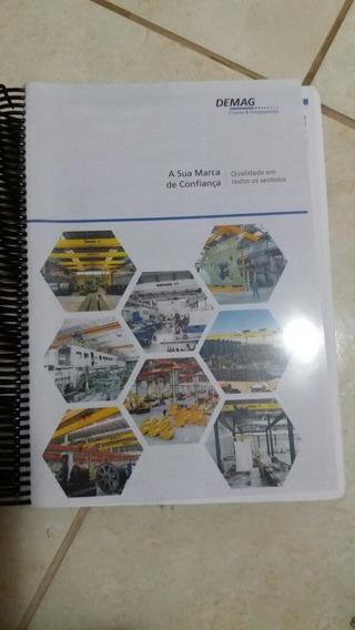 Manual Catálogo Ponte Rolante Demag E Tenaz Forseg