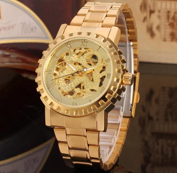 Relógio Automático Original Winner