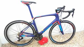 Red Rider Bicicleta Trinx Rapid 2.0 Carbono Shimano 105 11v.