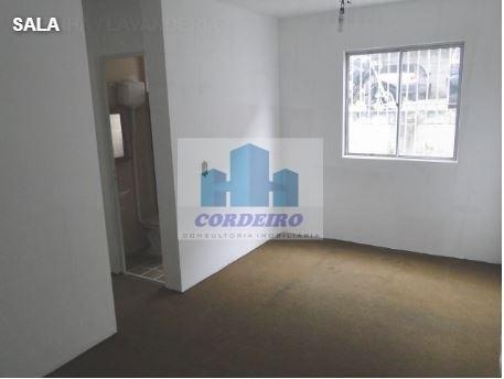 Apartamento De 2 Dormitórios Em Santo André - 540