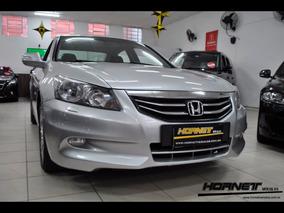 Honda Accord Ex 3.5 At 2011 *top*teto*impecável*lindo*