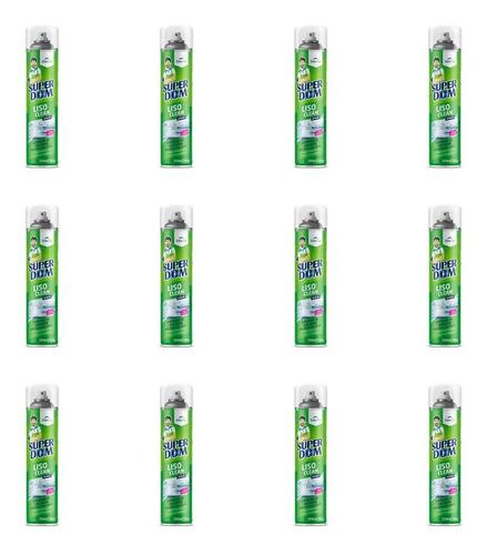 Imagem 1 de 1 de Domline Liso Clean Limpador De Uso Geral 300ml (kit C/12)