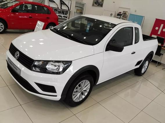 Volkswagen Saveiro 1.6 Gp Ce 101cv Safety 2019 3