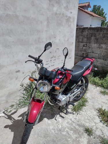 Moto Yamaha Ybr 125 Ed 2017 17500 Km