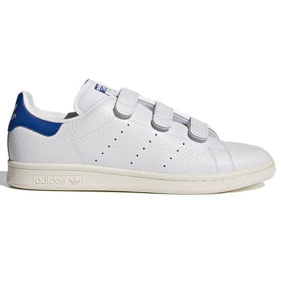 Tenis adidas Hombre Blanco Stan Smith Cf Bz0535