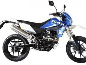 Moto Beta Motard 200cc Enduro On Off Nueva 0km Newbery Bikes