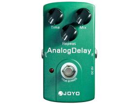 Pedal De Delay Joyo Jf-33 Analog Delay - Nf E Garantia