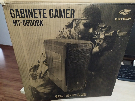 Computador Gamer I3-7100 3,9ghz - 8gb Ram Ddr4