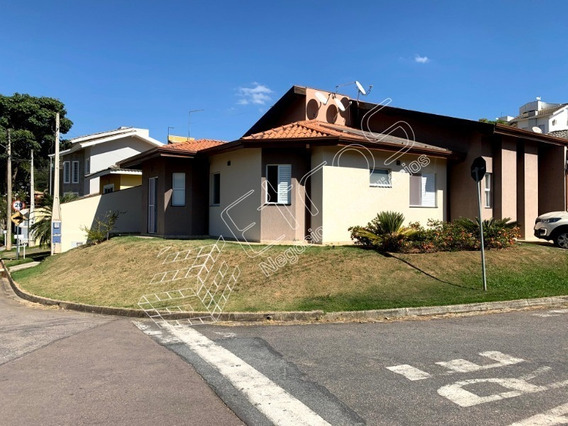 Casa Térrea No Condomínio Country Club - Itatiba Sp - Ca00767 - 68226428
