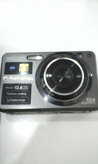 Camara Digital Sony Cyber -shot 13.6 Mega Pixels