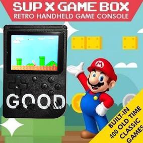 Video Game Boy Portatil Color Advance 400 Jogos Conecta Tv