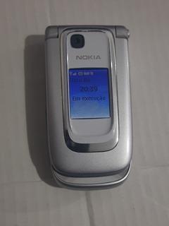 Celular Nokia 6131 Desbloqueado Sony Samsung Lg Zte Siemens
