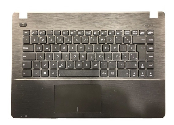 Teclado C/ Topcase Asus X451 0knb0-4133uk00 Novo C/ Nfe