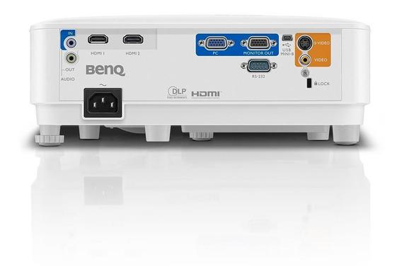 Projetor Benq Ms550 Dlp Svga 3600 Lúmens Hdmix2 Escritório