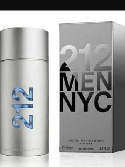 Perfume 212 Man Nyc Masculino 100 Ml