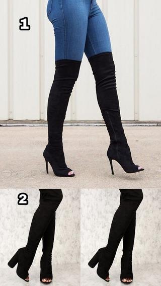 Zapatos De Mujer Bucaneras Botas Zapatillas Consulta Antes