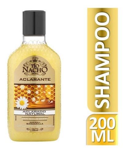 Tío Nacho Shampoo Aclarante 200ml
