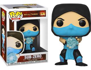 Funko Pop! Mortal Kombat - Sub - Zero