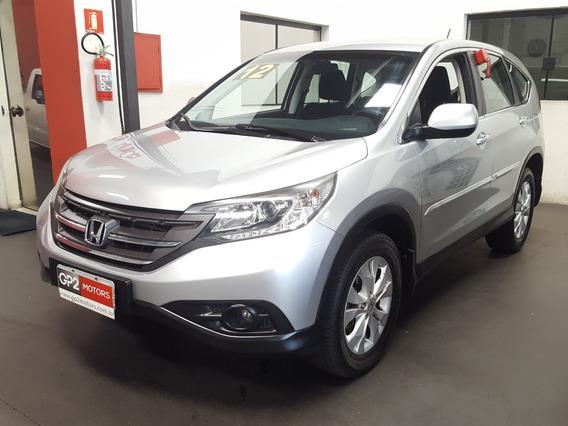 Honda Crv 2.0 Lx 4x2 Aut Gasolina 2012
