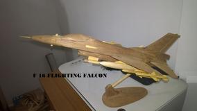 Maqueta Aeromodelismo Barcos Aviones Modelo X Encargo_verdes