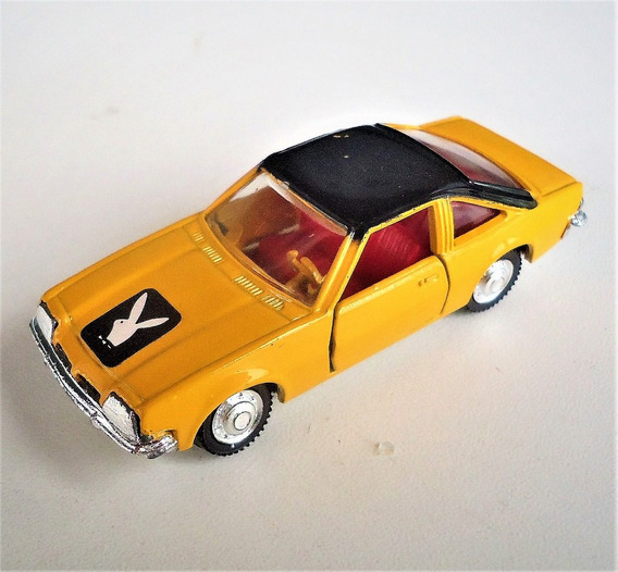 Miniaturas Rei Opel Manta Gte - Na Caixa Anos 70 / 80