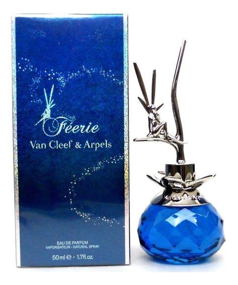 Perfume Van Cleef & Arpels Féerie 50ml Edp Original Lacrado