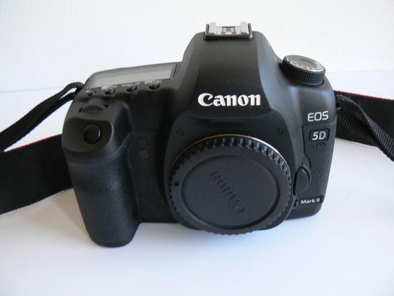 Camara Canon 5d Mark Ii Prácticamente Nueva Solo El Cuerpo.