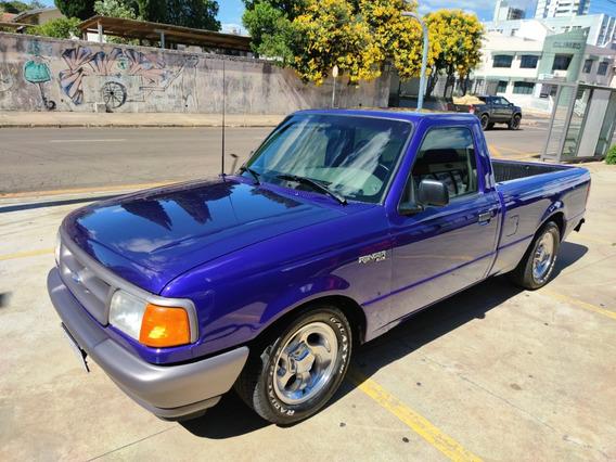 Ford Ranger Xl Americana V6 96/96 - Impecavel