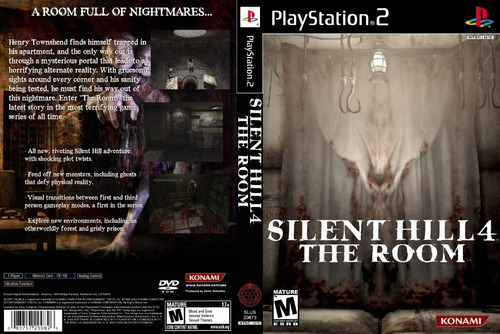 silent hill 4 ghosts in apartment